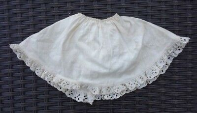 Half Slip with Attached Panties for Original Madame Alexander Doll