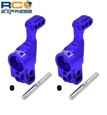 Hot Racing Traxxas 2wd Rustler Slash Stampede Aluminum Rear Hubs TE22N06