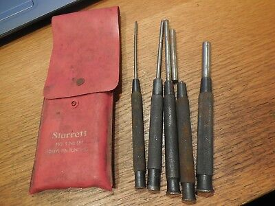 """General 76-D  5//16/"""" Drive Pin Punch 8/"""" Overall Length USA Made NOS"""
