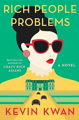 Rich People Problems Kevin Kwan E.book (pdf & Epub) - QUICK DELIVERY!
