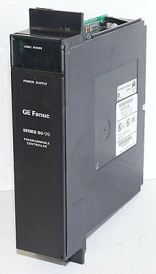 GE Fanuc 90-70 IC697PWR710-H Power Supply
