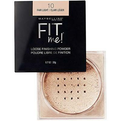 Maybelline Fit Me Loose Finishing Powder ~ Choose From 8 Shades