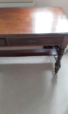 Large antique desk