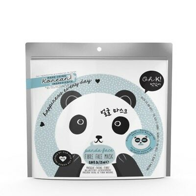 Masque hydratant Panda Face Oh K! (25 ml)