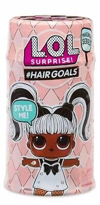 1 LOL SURPRISE! #HAIRGOALS Authentic Doll L.O.L. Hair Goals IN STOCK SHIPS TODAY