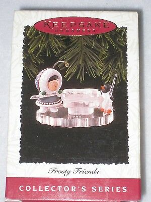 Frosy Friends Polar Pool Hallmark Keepsake Ornament #17 Frosy Friends 1996