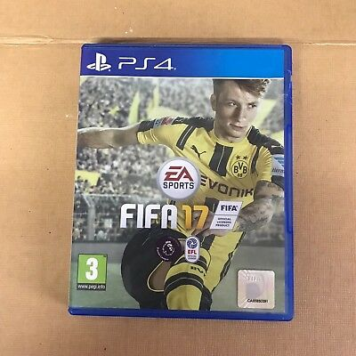 FIFA 17 Video Game Sony PlayStation 4, 2016