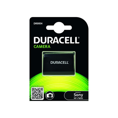 Duracell DR9954 Camera Battery - replaces Sony NP-FW50 Battery rechargeable