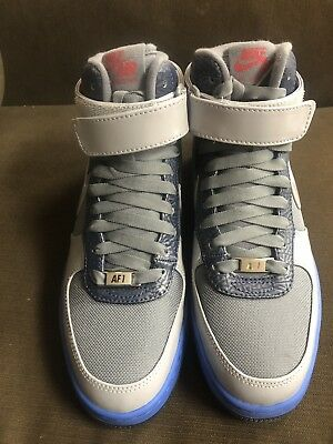 NIKE MEN'S AF1 Downtown High Sneakers #574887 001 Size 6