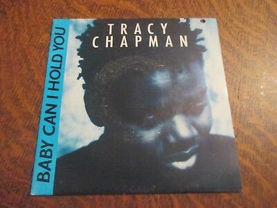 45 tours TRACY CHAPMAN baby can i hold you