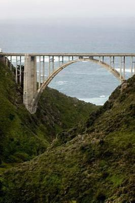 Bixby Bridge Big Sur California Journal : 150 Page Lined Notebook/Diary, Pape...