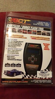 Superchips 9550 Tuner 99-06 Dodge Mopar Sct
