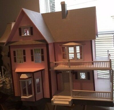 Victorian Painted Lady Dollhouse Real Good Toys In Vermont 275 00
