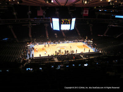 2 Tickets Philadelphia 76ers @ New York Knicks 2/13/19 New York, NY