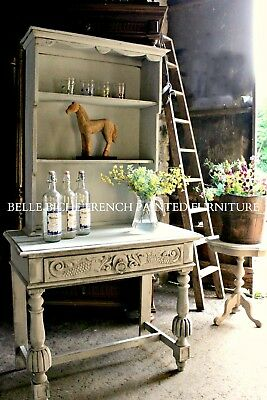 Artisan 'French Painted' Antique Flemish Dresser