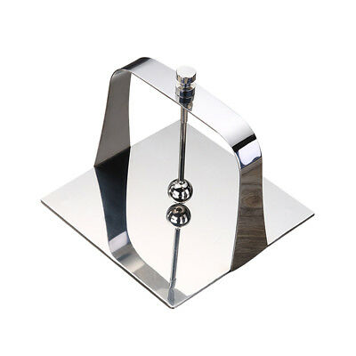 1PC Creative Practical Stainless Steel Napkin Holder Stand for Hotel Party Home
