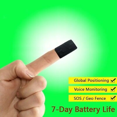 Mini Gps Tracker Sos Real-time Call Voice Web App Vehicle Car Motorcycle Locator
