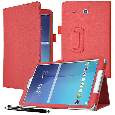 """PU Leather Flip Stand Case Cover For Samsung Galaxy Tab A 7"""" T280 / T285 - UK"""