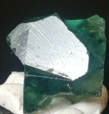 Fluorite Crystal from Rogerley Mine England #1494