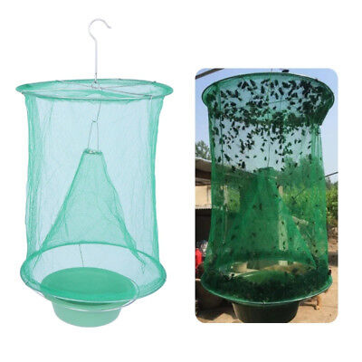 Traps Killer Mosquito Repellent Insects Pest Control Mesh Net Fly Catcher
