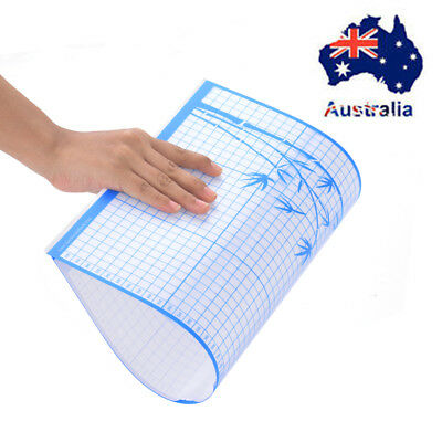 A3 Cameo Cutting Mat Board Craft Model Grid Line Guide Surface Protection E6O2