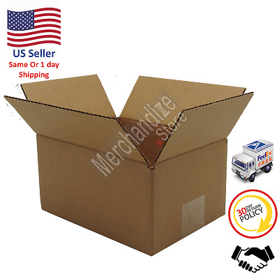 18x16x6 Corrugated Packing Shipping Moving Cardboard Boxes Mailing Cartons 25