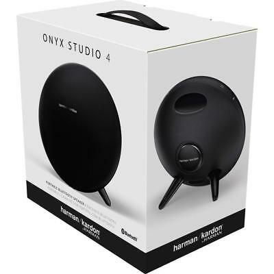 Harman Kardon Onyx Studio 4 Portable Bluetooth Speaker - Black NEW🔥 PRICE🔥