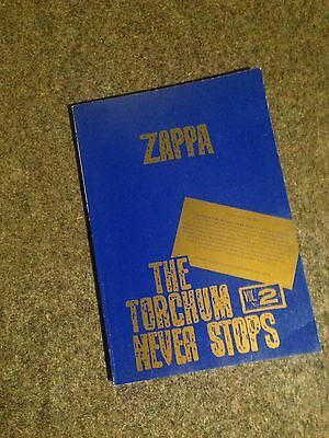 Frank Zappa: The Torchum Never Stops Vol.2 Buch