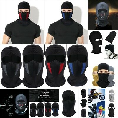 Cycling Motorcycle Head Scarf Neck Warmer Face Mask Balaclava Outdoor Mask Face