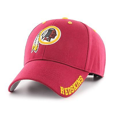 pretty nice 1cb86 4a1a5 OTS NFL Adult Men s Blight All-Star Adjustable Hat Washington Redskins New