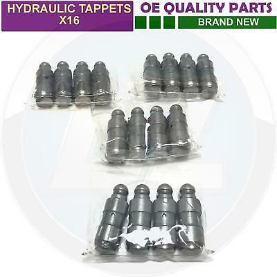 For Citroen Fiat Ford Hyundai Kia Engine Hydraulic Tappets Lifters Set 16Pc