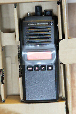 Vertex-Standard VX-925E BOS/Police Radio, NIB with battery / VX-924 VX-929