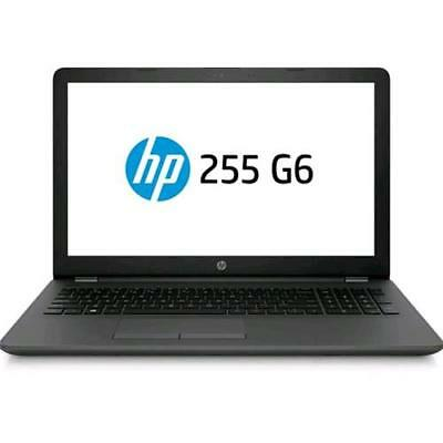"HP 255 G6 15.6"" AMD E2-9000 2GHz RAM 4GB-HDD 500GB-RADEON R2 NO S.O. ITALIA"