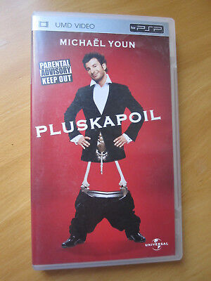 Pluskapoil - PSP UMD Video - Michael YOUN - français - spectacle humour