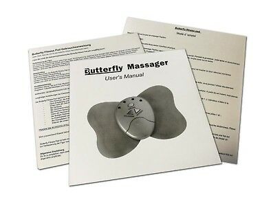 Butterfly Massage Pad