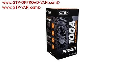 CTEK 40-155 OFF ROAD Power 100A Charging System 12V - The ultimate power system