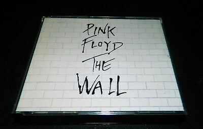 1994 PINK FLOYD THE WALL DOUBLE CD  (Remastered)