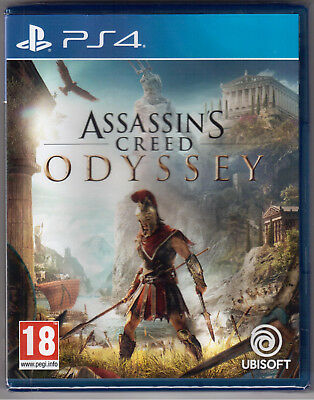 Assassin's Creed ODYSSEY PS4 - NEUF - Assassins Creed