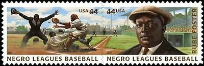 2010 Scott #4465-4466 44¢ - Negro Baseball Leagues - Pair of Stamps - Mint NH