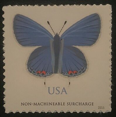 2016 Scott #5136 - 71¢ - EASTERN TAILED BLUE BUTTERFLY - Single Stamp - Mint NH