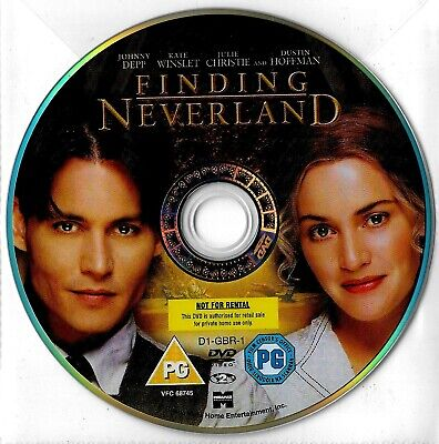 Finding Neverland (DISC ONLY) DVD Family
