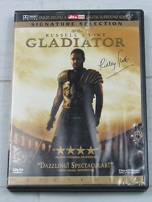 Gladiator Signature Selection (Two-Disc Collector's Edition) - V1356