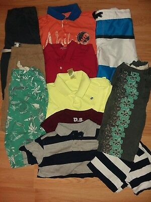 Boys clothes lot of 11,size 10/12/ OshKosh/ Old Navy/Aeropostle/Bugle Boy/ The C