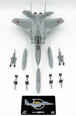 F-15J Eagle 306Th Tactical Fighter Sqn Komatsu Airbase Jc Wings 1/72 Jcw72F15001