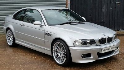 ONLY 58,000 - Immaculate BMW E46 M3 - 6 Speed Manual - FSH - Ready to show !!