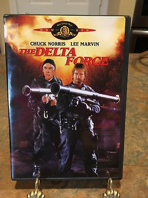 The Delta Force (DVD, 2000) Shipping discounts for multiple DVD's