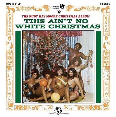 Rudy Ray Moore - 'This Ain't No White Christmas' (Vinyl LP Record)