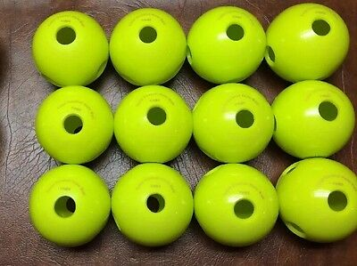 Total Control Training Ball YH-80.     12 Pack