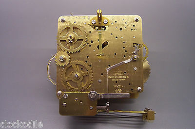 REBUILT HERMLE 341-020 31cm CLOCK MOVEMENT -Read Why Others Arent Really Rebuilt