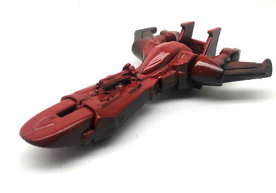 Custom Space Ship Hypersonic Cyboidian Rebel Star Fighter The Incinerator